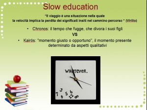 educare slow 2
